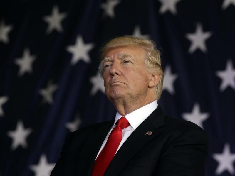 Trump - Foto: Luca Bruno
