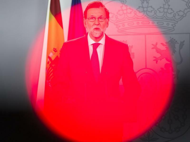 Mariano Rajoy - Foto: Der spanische Premierminister Mariano Rajoy. Foto:Francisco Seco