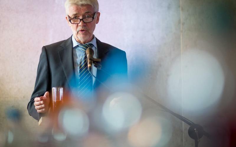 Franz Steinle - Foto: Christoph Schmidt