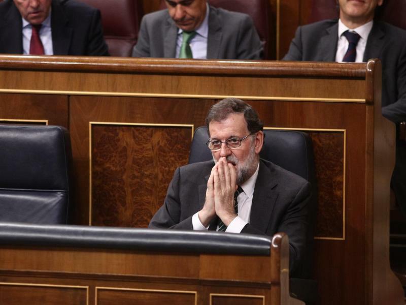 Krise in Spanien - Foto: Europa Press