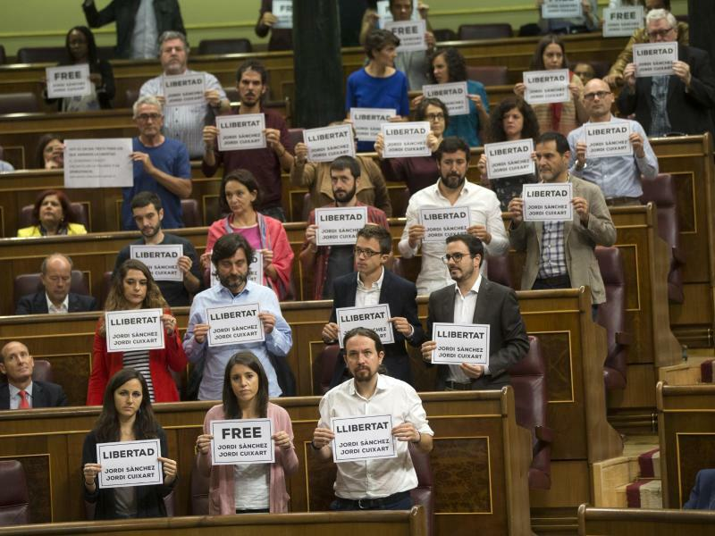 Spanisches Parlament - Foto: Francisco Seco