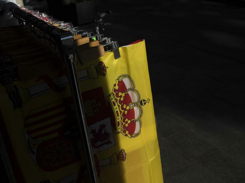 Katalonien-Krise - Foto: Emilio Morenatti