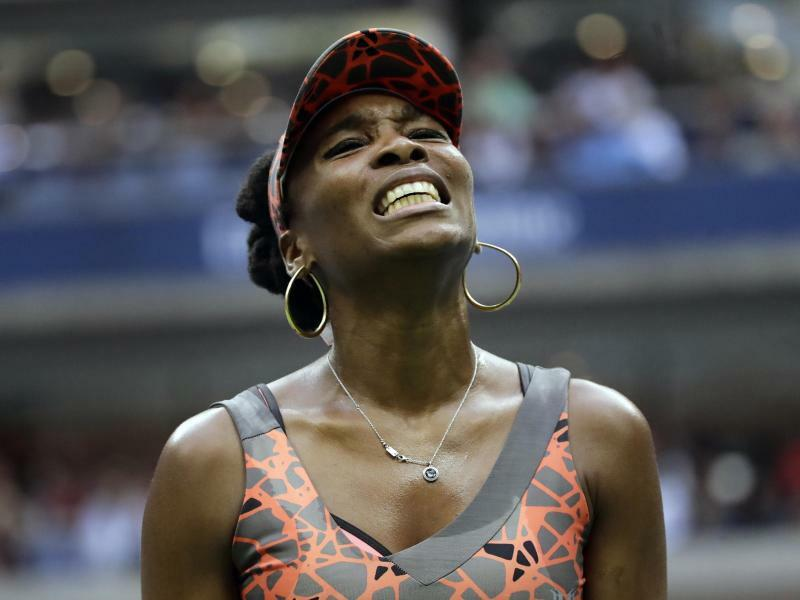 Venus Williams - Foto: Frank Franklin Ii