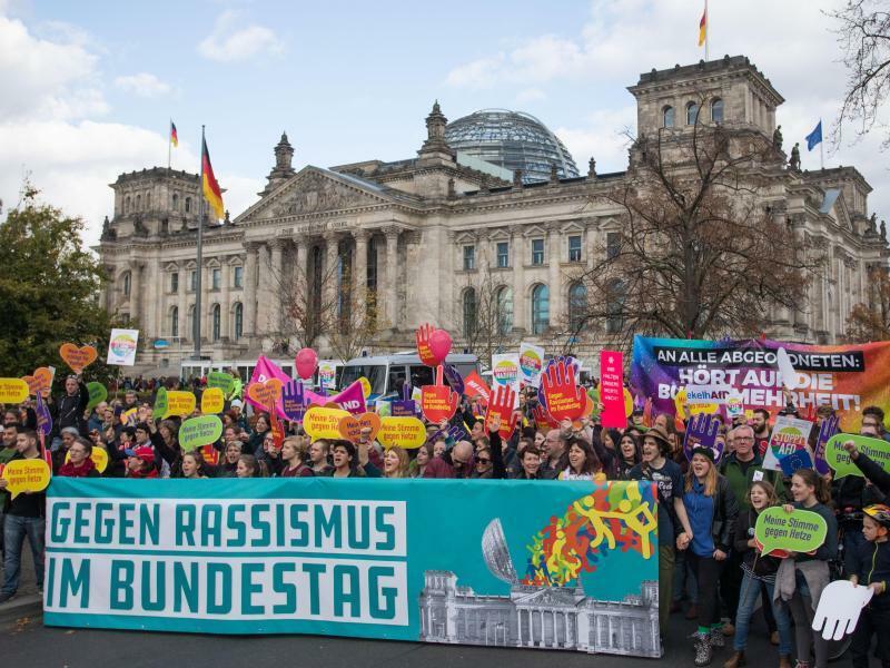 Demonstration - Foto: Jörg Carstensen