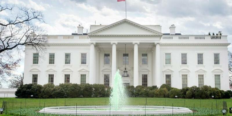 Das Weiße Haus in Washington - Foto: Michael Reynolds