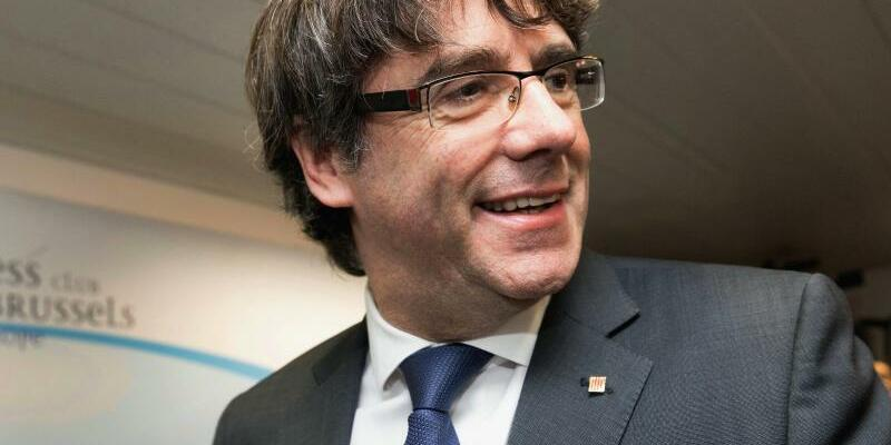 Carles Puigdemont - Foto: Olivier Matthys