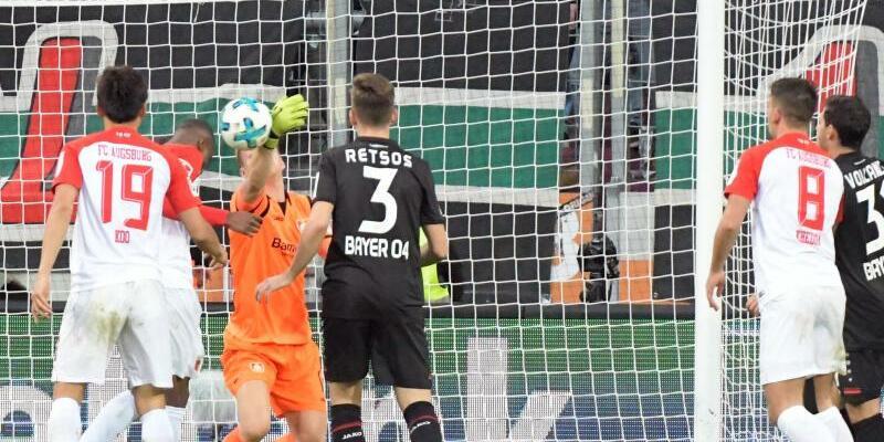 FC Augsburg - Bayer Leverkusen - Foto: Stefan Puchner