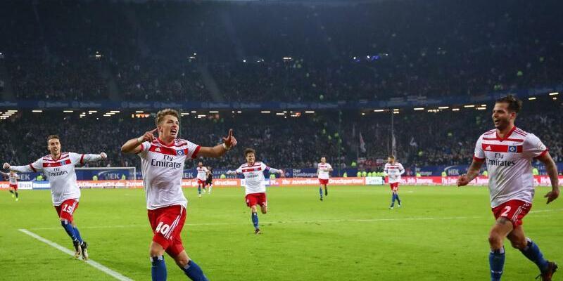 Hamburger SV - VfB Stuttgart - Foto: Christian Charisius