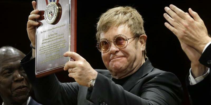 Elton John - Foto: Steven Senne