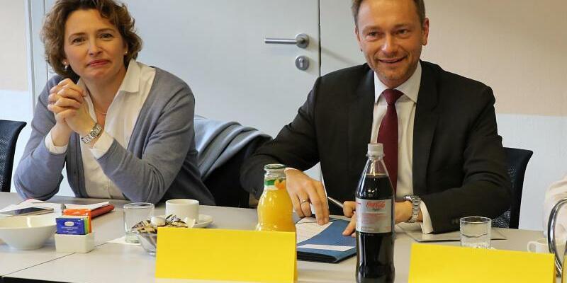 Präsidiumssitzung FDP - Foto: Wolfgang Kumm