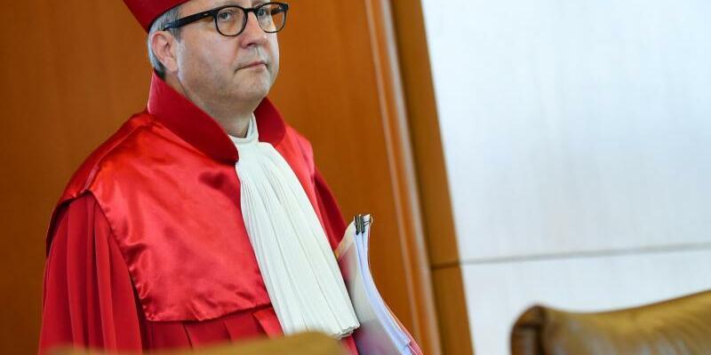 Andreas Voßkuhle - Foto: Uwe Anspach