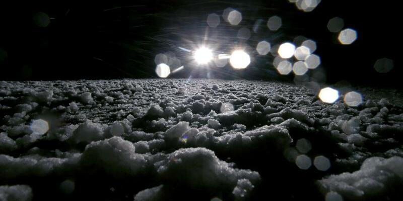 Schnee in Bayern - Foto: Karl-Josef Hildenbrand