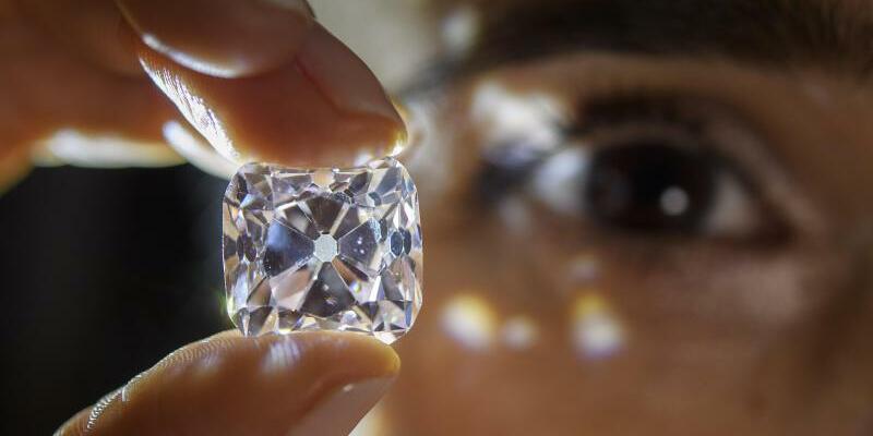 Diamant Le Grand Mazarin - Foto: Martial Trezzini