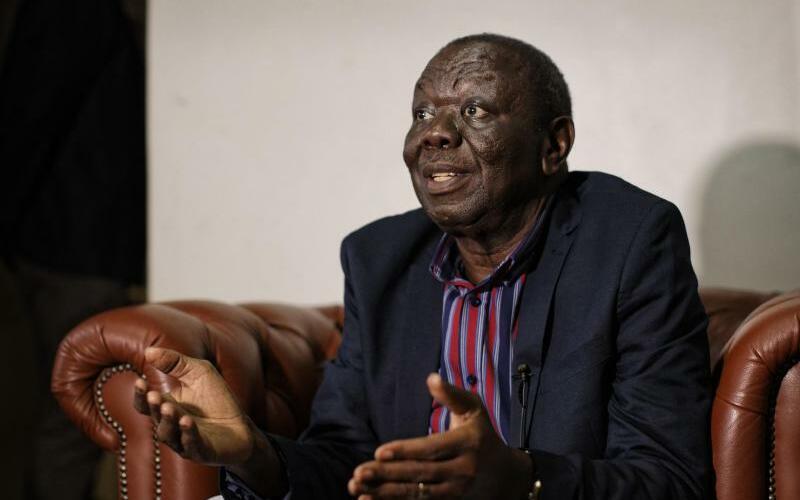 Morgan Tsvangirai - Foto: Ben Curtis