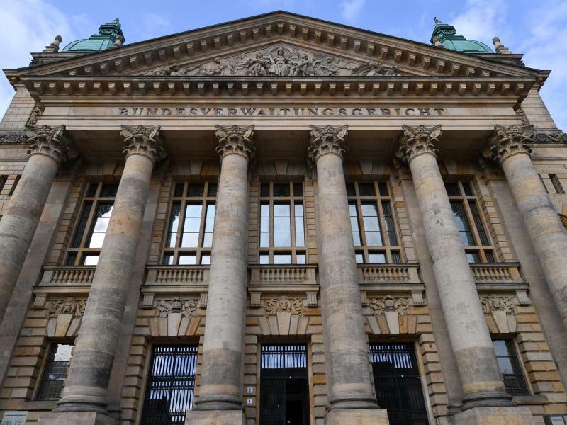 Bundesverwaltungsgericht - Foto: Hendrik Schmidt