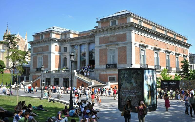 Prado in Madrid - Foto: Andreas Gebert
