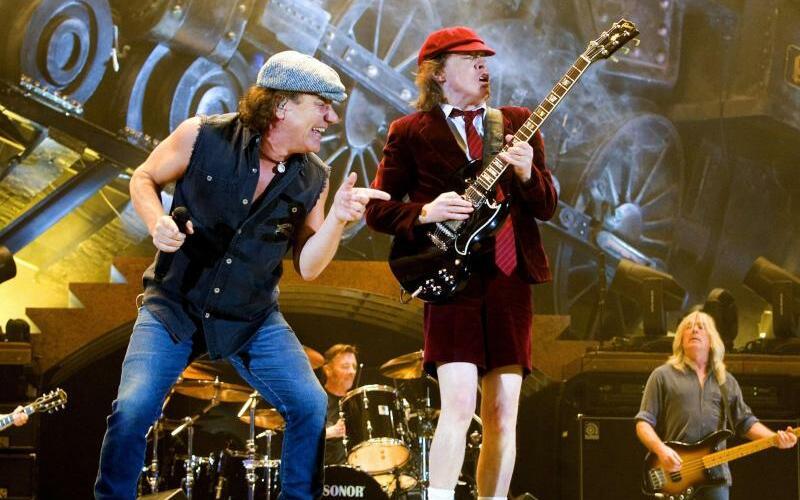 AC/DC - Foto: epa Scanpix Johannessen