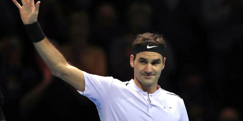 Roger Federer - Foto: Superstar Roger Federer musste sich bei der Tennis-WM in London nach dem Halbfinale verabschieden. Foto:Adam Davy