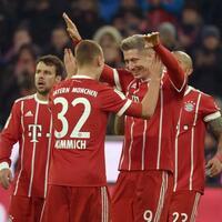 Bayern München - FC Augsburg - Foto: Angelika Warmuth