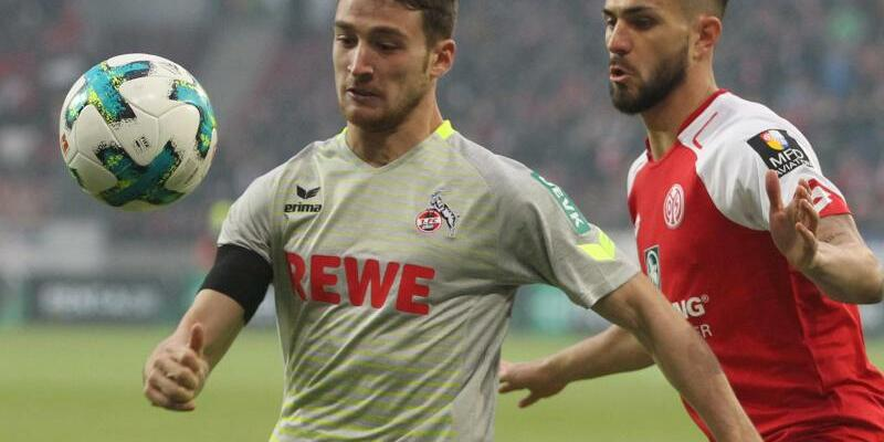FSV Mainz 05 - 1. FC Köln - Foto: Thomas Frey