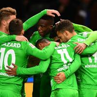 Hertha BSC - Borussia Mönchengladbach - Foto: Soeren Stache