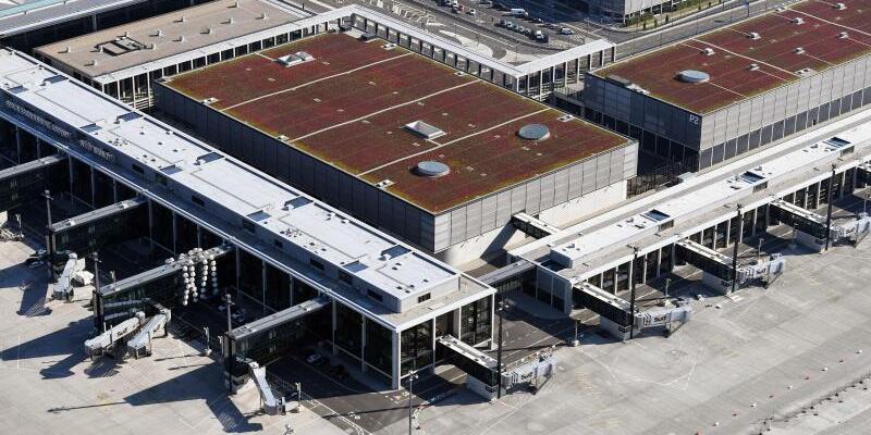 Hauptstadtflughafen BER - Foto: Ralf Hirschberger