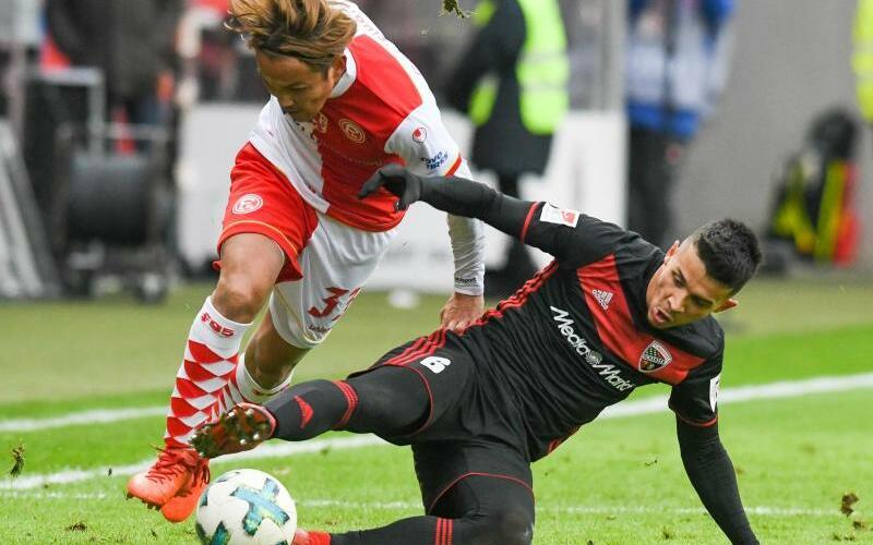 FC Ingolstadt 04 - Fortuna Düsseldorf - Foto: Armin Weigel