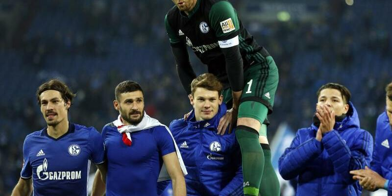Schalke obenauf - Foto: Ina Fassbender