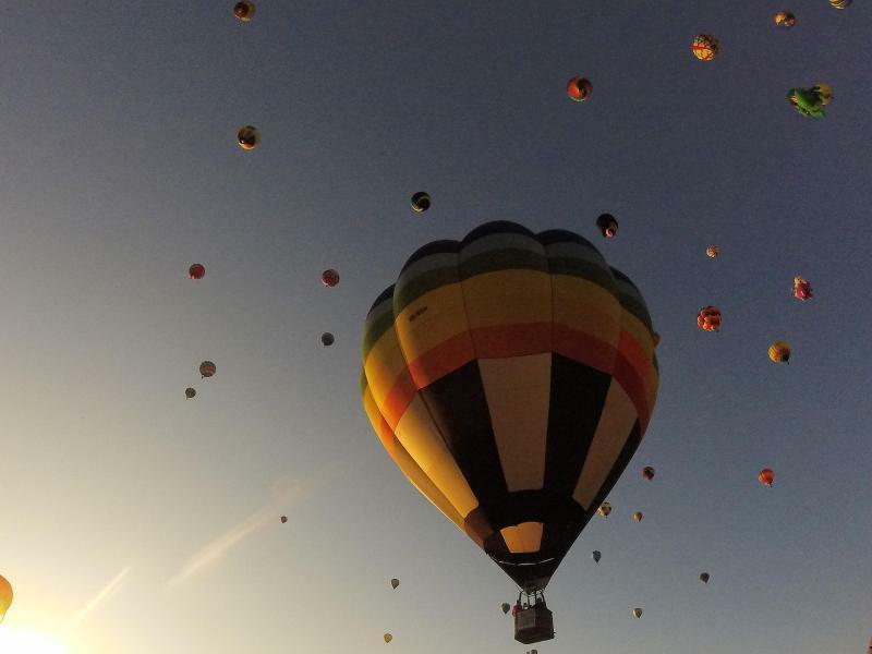 In luftige Höhe - Foto: José Pazos Fabian