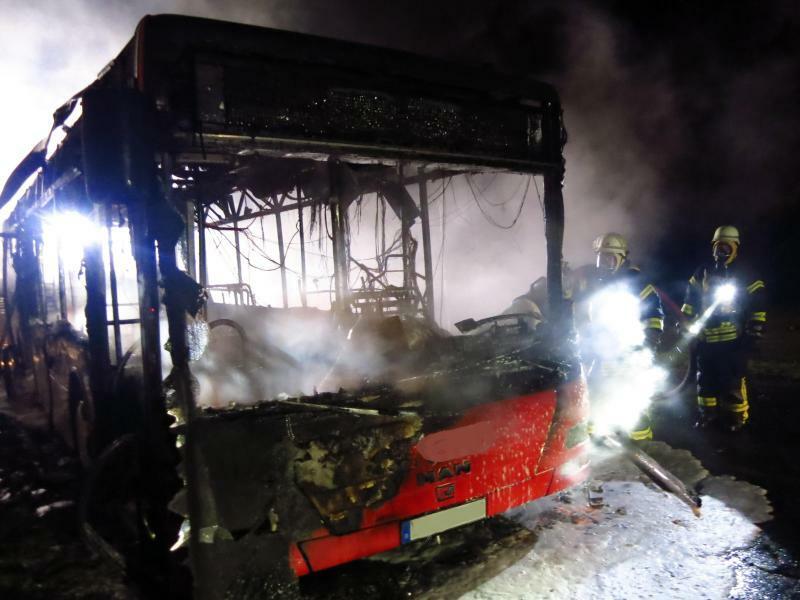 Ausgebrannt - Foto: Feuerwehr