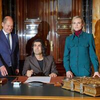 Diane Kruger und Fatih Akin - Foto: Georg Wendt