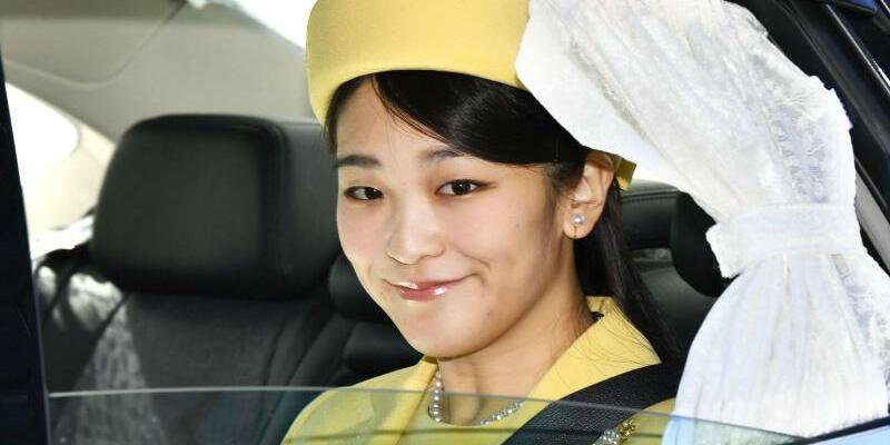 Prinzessin Mako - Foto: kyodo