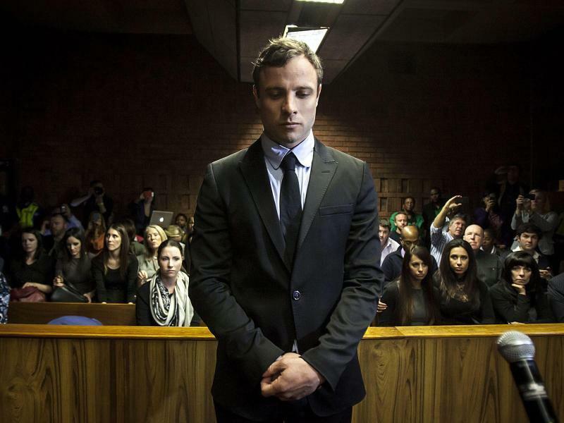 Oscar Pistorius - Foto: Stringer
