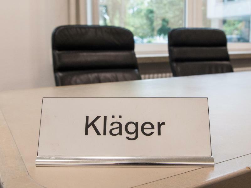 Prozess um Schmerzensgeld - Foto: Das Landgericht Augsburg entschied, dass den Streifenbeamten kein Vorwurf gemacht werden könne. Foto:Armin Weigel