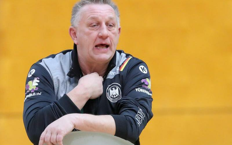 DHB-Coach - Foto: Jan Woitas