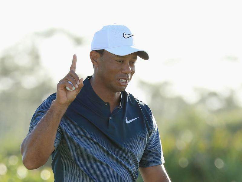 Tiger Woods - Foto: kyodo
