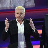 Boris Becker + Günther Jauch - Foto: Henning Kaiser