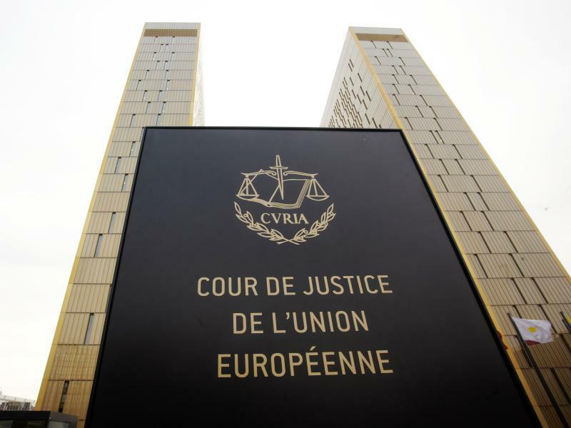 Europäischer Gerichtshof - Foto: Thomas Frey
