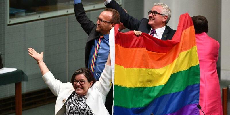 Australien beschließt Ehe für alle - Foto: Mick Tsikas