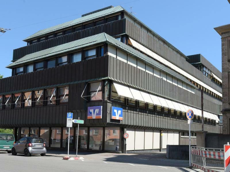 Volksbank Reutlingen - Foto: Eky Eibner