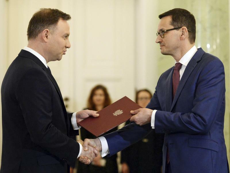 Neuer Ministerpräsident - Foto: Alik Keplicz