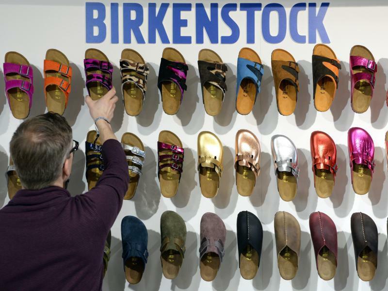 Birkenstock - Foto: Soeren Stache