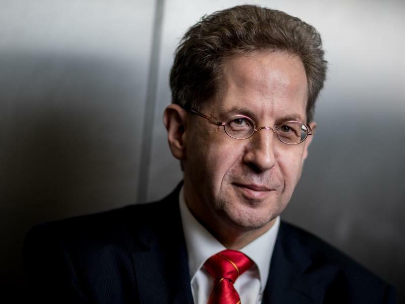 Hans-Georg Maaßen - Foto: Michael Kappeler