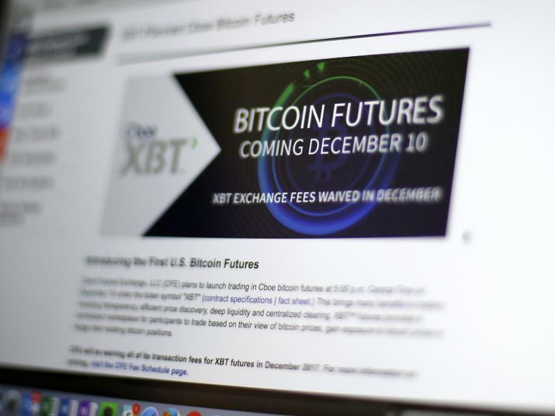 Bitcoin-Future - Foto: Kiichiro Sato