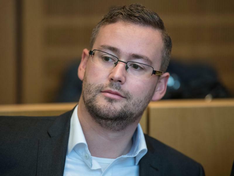 Sebastian Münzenmaier - Foto: Boris Roessler