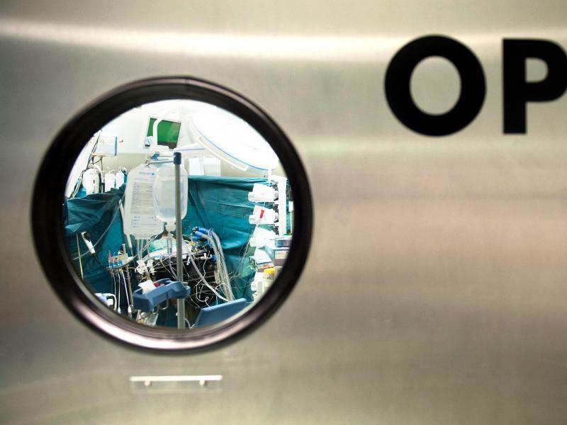 Operationssaal - Foto: Maurizio Gambarini