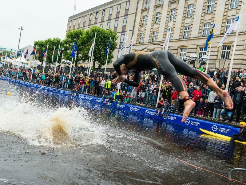 Triathlon - Foto: Christophe Gateau