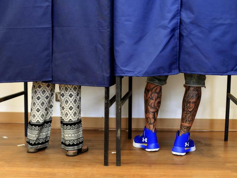 Wahlen in Chile - Foto: Victor Perez