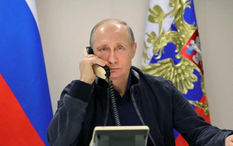 Wladimir Putin - Foto: Mikhail Klimentyev/Symbol