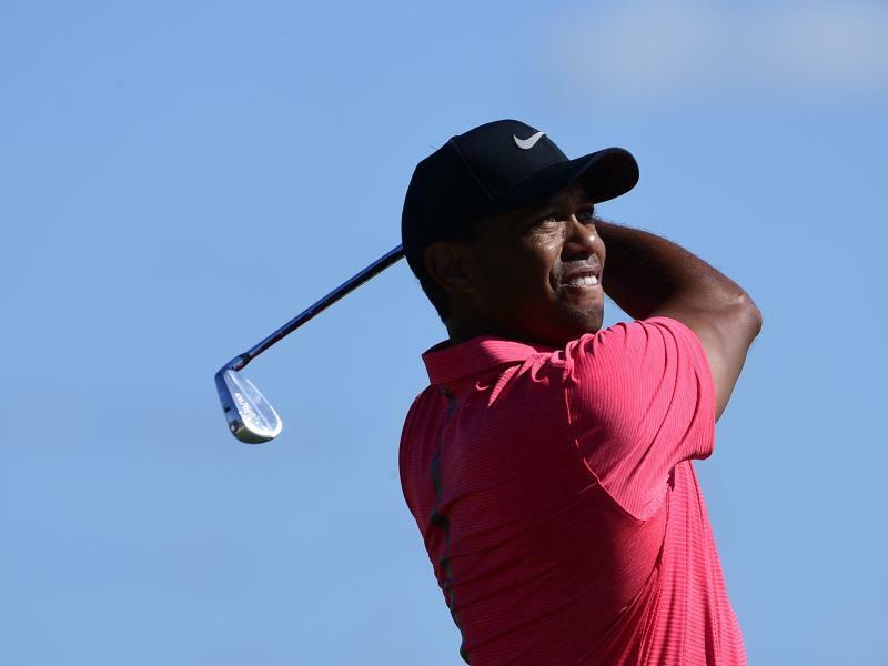 Tiger Woods - Foto: Dante Carrer